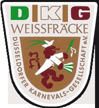 Düsseldorfer Karnevalsgesellschaft e.V. WEISSFRÄCKE